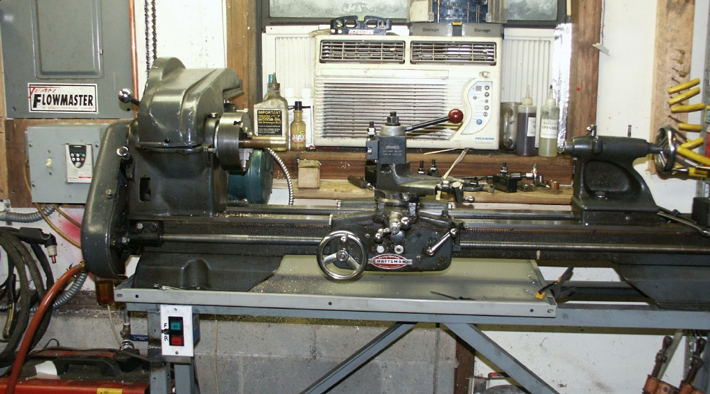 Scott S Atlas Craftsman 12x36 12x54 101 07403 Lathe