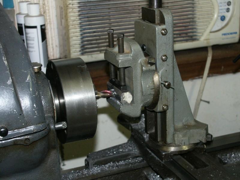 Craftsman 12x36 Lathe Milling