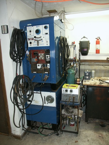 airco arc welder