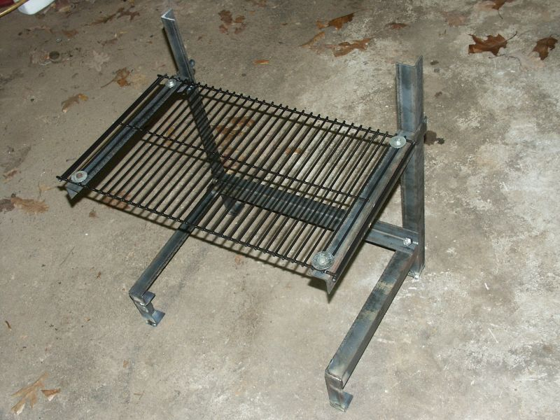 Campfire Grill Campfire Grill | Mig Welding
