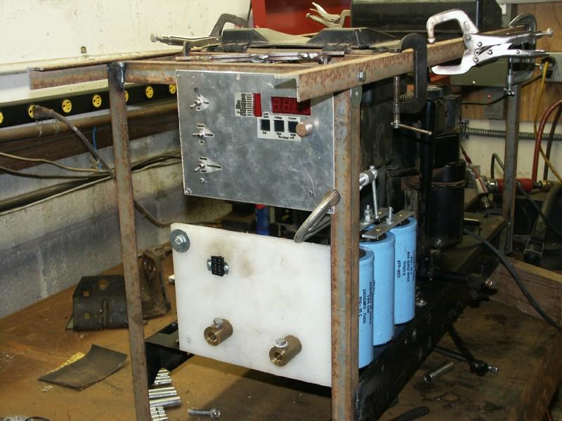 DIY Welder - Second version | MIG Welding Forum